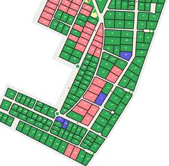КП «Елагино», планировка студии, 19.02 м²
