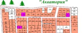 КП «Акватория», планировка студии, 7.24 м²