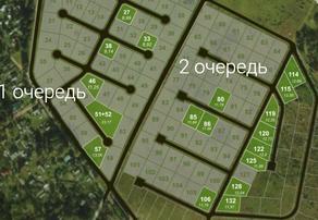 КП «Успенское», планировка студии, 12.04 м²