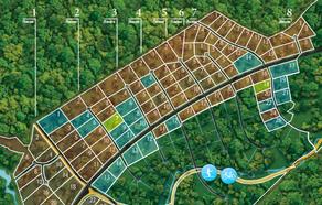 КП «Резиденция у озера», планировка студии, 12.15 м²