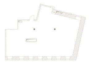 МФК «Клубный дом il Ricco», планировка квартиры со свободной планировкой, 117.90 м²