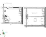 МЖК «Тихий город», планировка студии, 50.37 м²