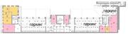 МФК «Co_Loft», планировка 1-комнатной квартиры, 40.80 м²