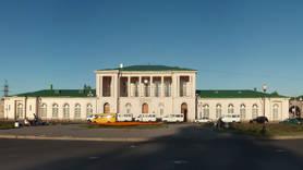 Локация «Пушкинский район»