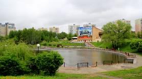 Локация «Видное»
