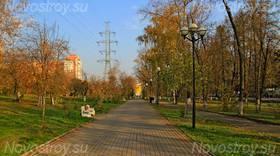 Локация «Красногорский район»
