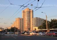 Локация «проспект Маршала Жукова»