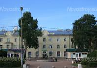 Локация «Зеленогорск»