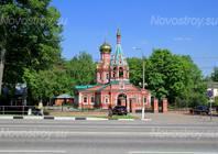 Локация «Красногорск»