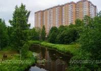 Локация «Сосновый Бор»