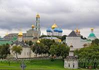 Локация «Сергиев Посад»