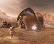 Звёзды всё ближе: представлены проекты жилья на Марсе