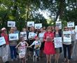 Петербуржцы просят Путина остановить строительство Восточного скоростного диаметра