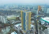 Строительство ЖК «Дом на Изумрудной» завершено
