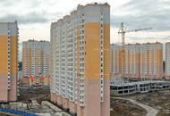 В ЖК «Каменка» завершилось строительство двух корпусов