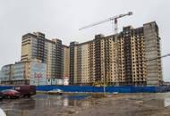 Работы на стройплощадке ЖК «Дом в Кировске» производятся вовремя