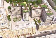 Выручка компании «Галс-Девелопмент» от продаж недвижимости за прошлый год составила более 13 млрд рублей