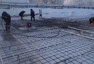 СК «Андромеда» сообщила о ходе строительных работ в ЖК «Дом с фонтаном»