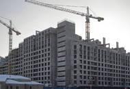 Строительство ЖК «Дом на излучине Невы»: завершаются монолитные работы