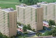 В ЖК «Зеленая линия» ввели в эксплуатацию три жилых дома