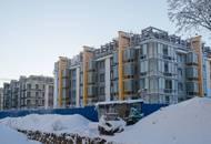 Малоэтажный ЖК «Inkeri»: строительство первых 9 корпусов находится на стадии отделочных работ