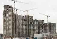 Строительство первой очереди ЖК «Green City» находится на стадии возведения верхних этажей