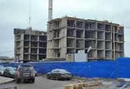 Жилой комплекс «Янинский каскад-4» построен до 5 этажа