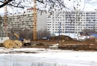 МФК «Березовая аллея»: строительство комплекса находится на нулевом цикле