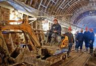 Движение между станциями метро «Некрасовка» и «Рассказовка» планируется запустить в 2018 году
