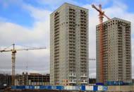ЖК «Новоорловский»: к началу апреля строители завершают работы по остеклению корпусов первой очереди