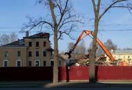 Природоохранная прокуратура: на проспекте Тореза подрядная организация повредила газон