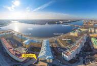 Рядом с Петропавловской крепостью продадут земельный участок под строительство элитного жилья