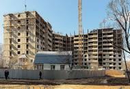 Работы по возведению второго корпуса ЖК «Тургенева, 13» реализованы почти на 50%