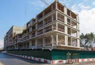 Два корпуса в ЖК «Опалиха-Village» возведены до уровня 6-го этажа