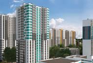 Началось бронирование квартир в жилом комплексе «Цветной город»