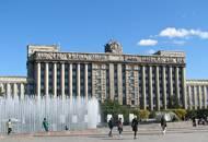Рядом с Московской площадью могут построить жилую высотку