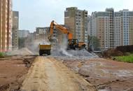 Началось строительство корпуса 6 ЖК «Видный берег»