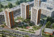 В корпусе 1.15 жилого комплекса «Одинцово-1» начались продажи квартир