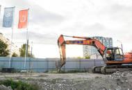 В ЖК «Твин Хаус» началось строительство