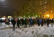 В ЖК «Девяткино» люди устроили массовую драку из-за проезда автомобилистов сквозь жилые дворы