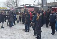 Пайщики ЖК «Силы природы» задержаны после массового протестного митинга