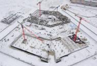 В ЖК «Неоклассика» завершены монолитные работы в подземном паркинге