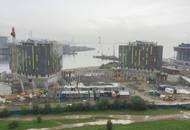 Строительство МФК «Лотос тауэр» заморожено
