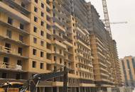 В ЖК «Прагма City» завершают строительство «коробки»