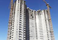 ЖК «Миллениум» дорос до последнего 24 этажа