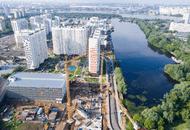 Из-за реновации строить на Москве-реке стали в четыре раза реже