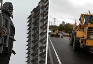 2 в 1: в Мурино за день открыли «прокол» под КАД и памятник