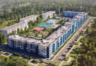 В «Доме с фонтаном» доступна ипотека от «Сбербанка» под 7,4% годовых
