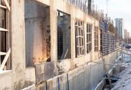 В ЖК «Полис на Комендантском» завершаются работы по строительству первого этажа