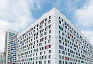 Подземная парковка объединит 4 новых дома в ЖК Green Park